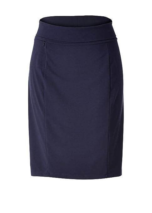 Royal Robbins All-Around Falda de la Mujer, Mujer, Azul Marino ...