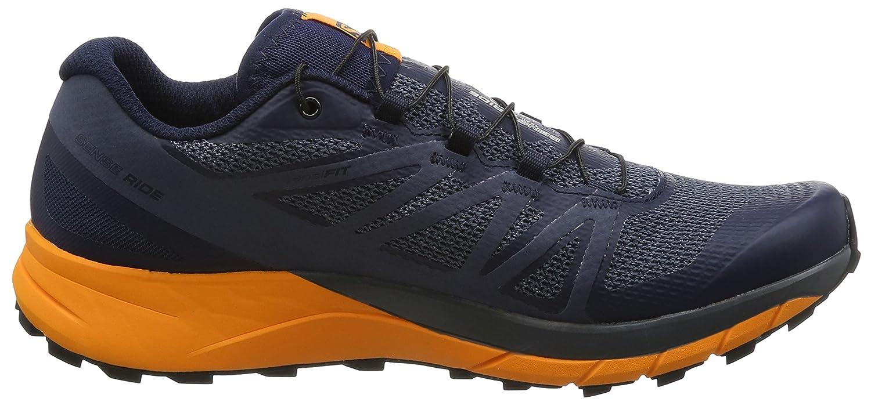 cheap for discount 879e8 6a69a Amazon.com   Salomon Sense Ride Running Shoe - Men s   Trail Running