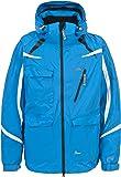 Trespass Sense Veste de ski pour homme Bleu Bleu