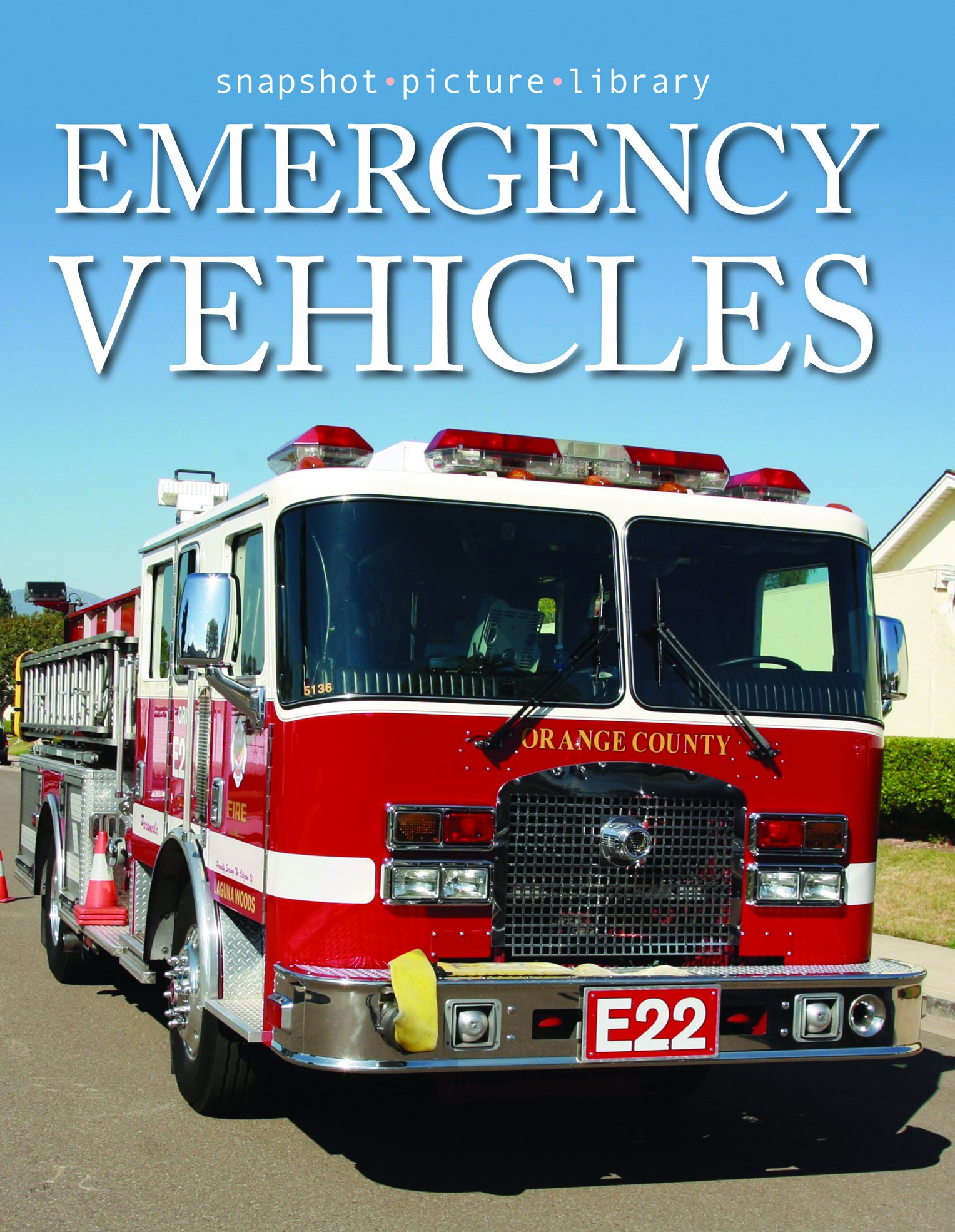 Emergency Vehicles Snapshot Picture Library