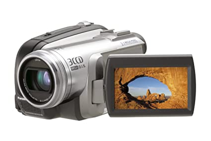 amazon com panasonic pv gs320 3 1mp 3ccd minidv camcorder with 10x rh amazon com PV Panasonic GS31 PV Panasonic GS31