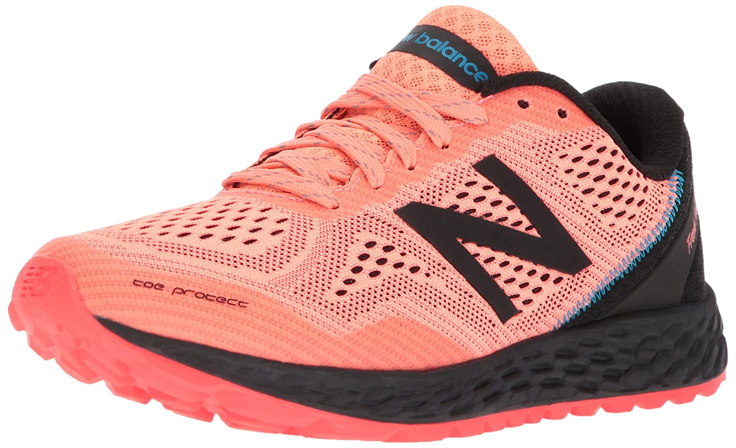 New Balance Women's Gobi v2 Fresh Foam Trail Running Shoe B06XSCM6SD 8 B(M) US|Pink/Black