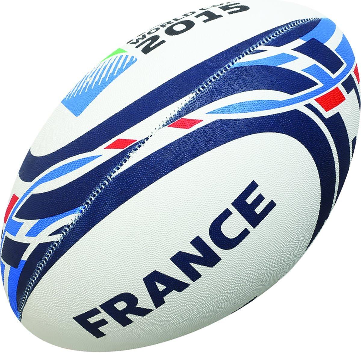 GILBERT Rugby World Cup 2015 Francia partidario balón de Rugby ...