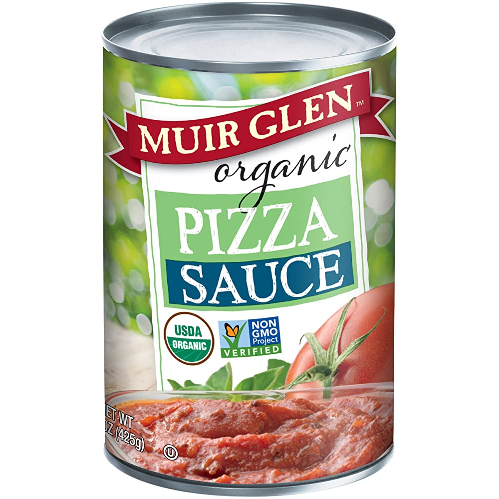 Muir Glen Organic Pizza Sauce Review