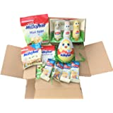 Milkybar Chocolate Medium Easter Box  Easter Present  Easter Eggs, Bunny, Cow, Friends, Buttons and Bars