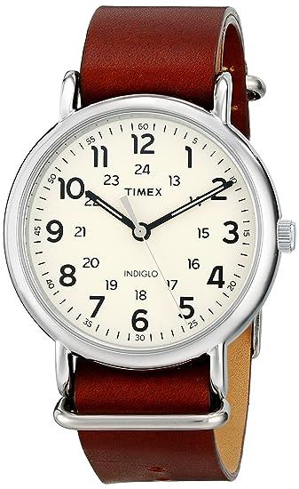 1392a000de2d Timex - Reloj semanal para hombre