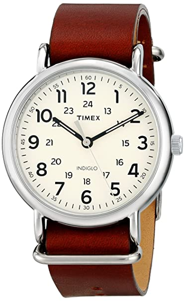 Review Timex Men's Weekender 40mm