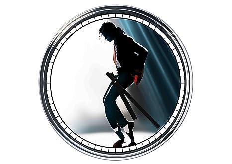 Reloj de pared michael jackson