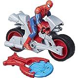 Marvel Spiderman Figurine vehicule Blast & Go Spider Man, b9994