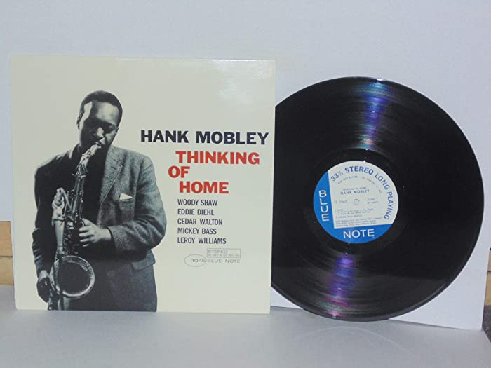 Top 8 Hank Mobley Thinking Of Home