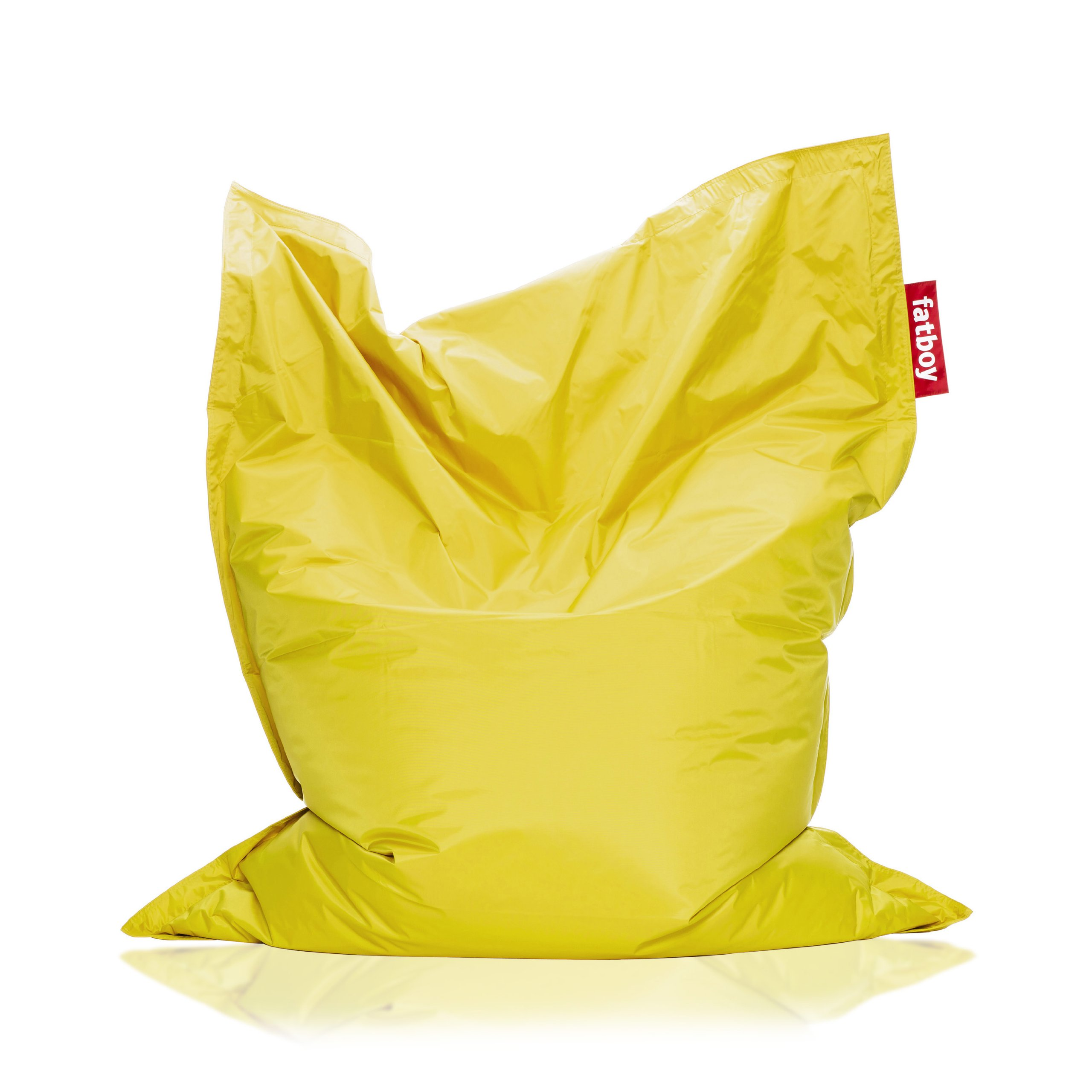 Fatboy The Original Bean Bag, Yellow