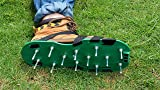 Arudge Garden Lawn Aerator Aerating Sandals/Shoes