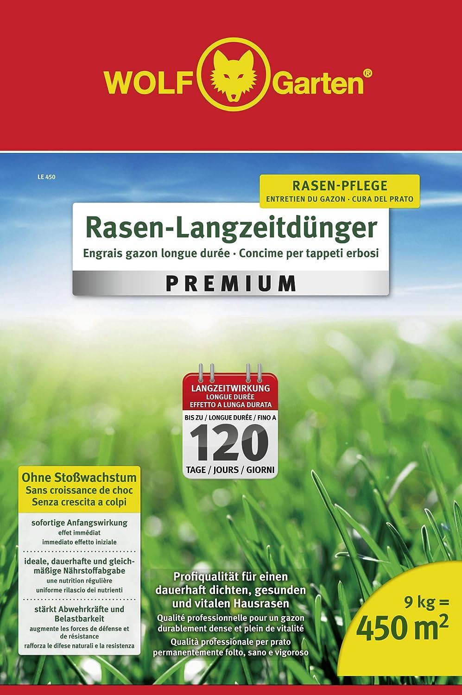 WOLF GARTEN Rasen-Langzeitdünger EnergyDepot 120 qmED-RA 120