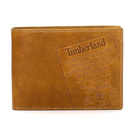 Timberland - Cartera para hombre Dorado dorado