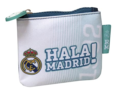 Monedero Real Madrid: Amazon.es: Deportes y aire libre
