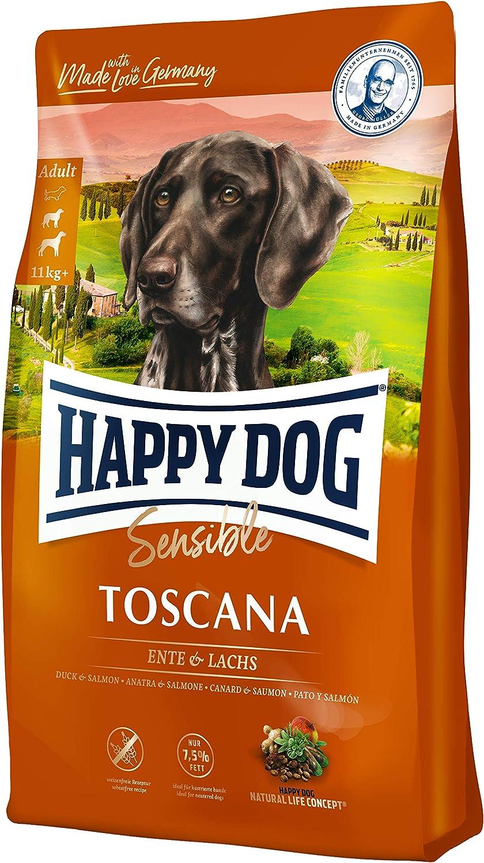 Happy Dog Supreme Toscana Comida para Perros - 12500 gr