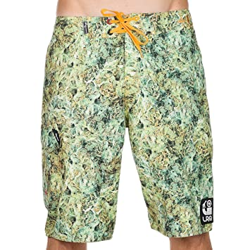 7174e5d208630 Boardshorts Men LRG LRG Rasta Nuggs Boardshort: Amazon.co.uk: Clothing
