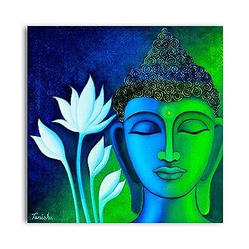 Tamatina Canvas Paintings Meditation Buddha Buddha Paintings Modern Art Paintings Paintings For Home Decor Paintings For