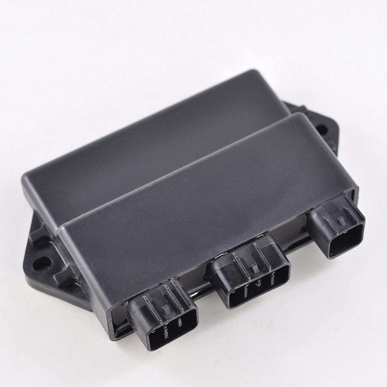 High Performance CDI Box For Yamaha YFM 660 Raptor 2001 OEM Repl. # 5LP-85540-00-00 5LP-85540-10-00 Black Box YFM660R 660R RaceTech Electric