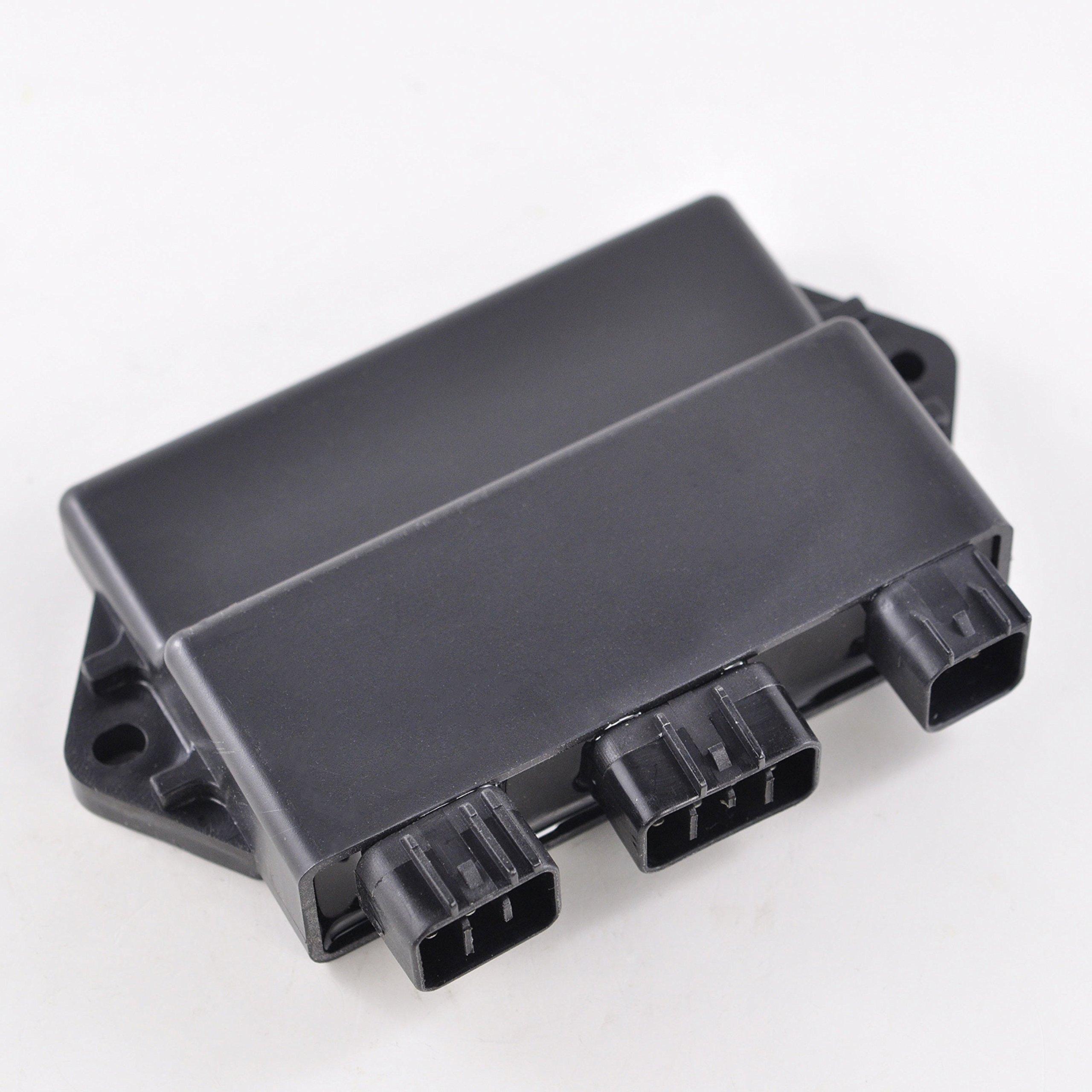 High Performance CDI Box For Yamaha YFM 660 Raptor 2001 OEM Repl. # 5LP-85540-00-00 5LP-85540-10-00 Black Box YFM660R 660R