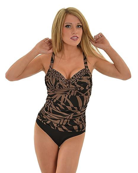 Amazon.com: Miraclesuit para mujer trajes de baño traje de ...
