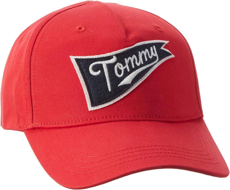 Tommy Hilfiger Boys Badge Cap
