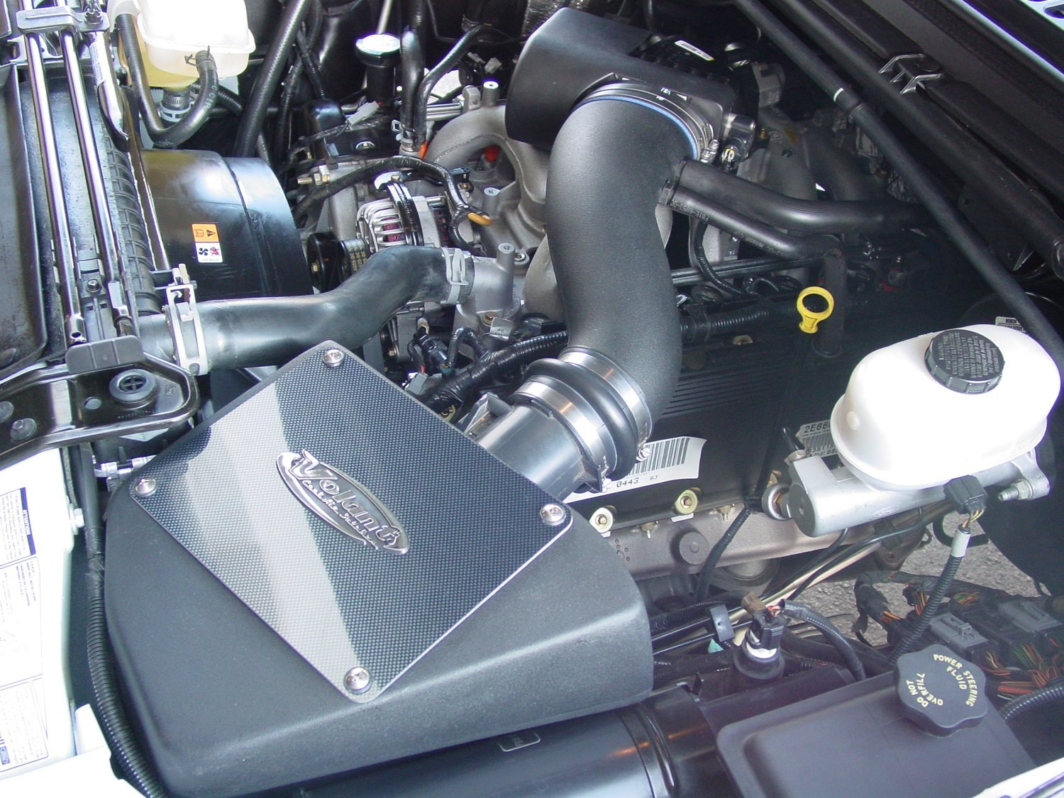 Volant 19068 Cool Air Intake Kit by Volant (Image #2)