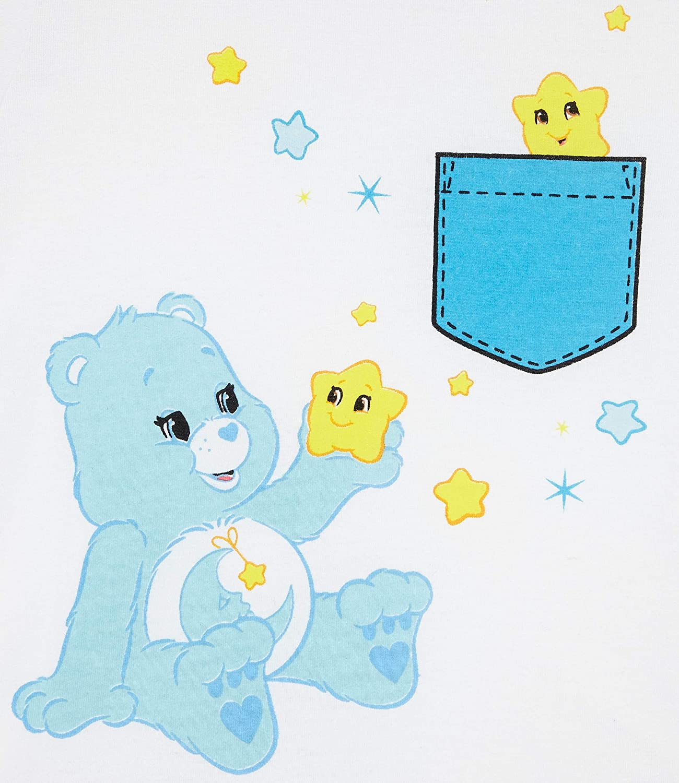Care Bears Maglietta Manica Corta Babies Boys