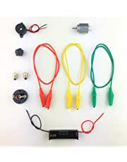 Activate Education Montessori Learning Toys - Electric Circuit Kit 1