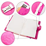 Lock Diary Secret Pu Leather Combination Lock