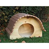 Professionelle niches outdoor pour chats Igloo WP taille XXL pour extèrieurs Blitzen Made in Italy 100%