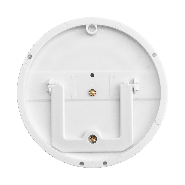 Lantelme 6540 Temperatur und Luftfeuchtemesser Kombiger/ät Analog Thermometer und Hygrometer