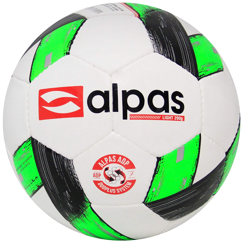 4 oder 5 Alpas Filz 2.0 Hallenball//Hallenfu/ßball//Indoorfu/ßball in Gr