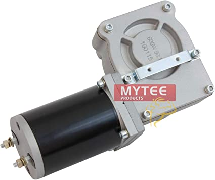 Warranty /& FREE SHIPPING! 60:1 Universal 900W Electric Tarp Gear Motor w// Cover