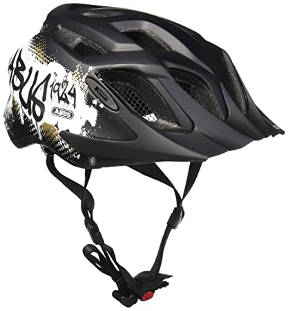 ABUS 114359 - MOUNTX_black_tag_S Casco MOUNTX color black tag talla S
