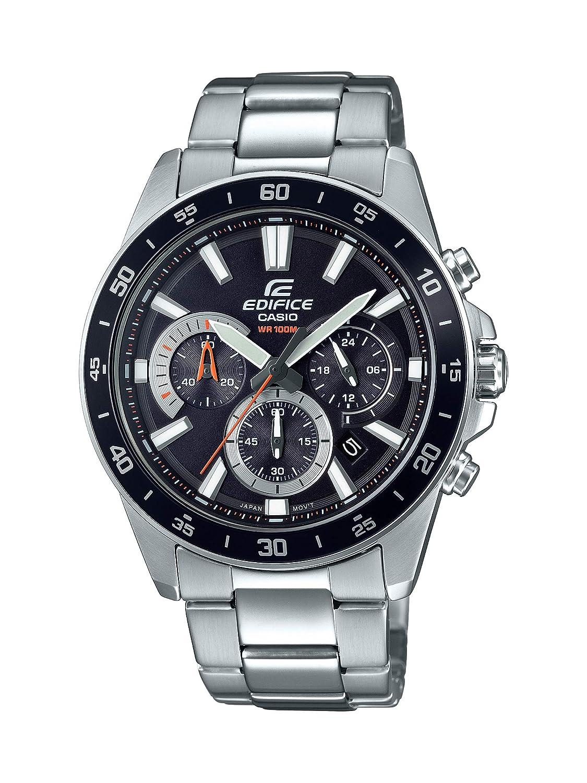 Amazon.com: Casio - Reloj de cuarzo para hombre, acero ...