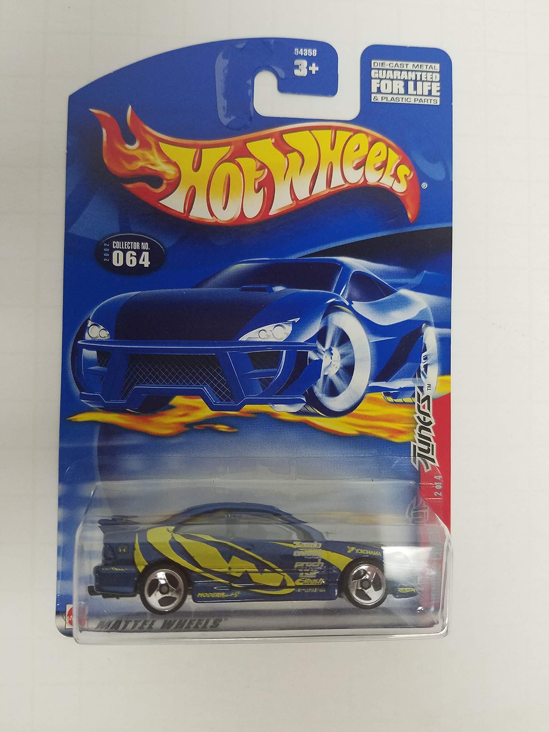 Honda Civic Hot Wheels 2002 diecast 1/64 scale car No. 064