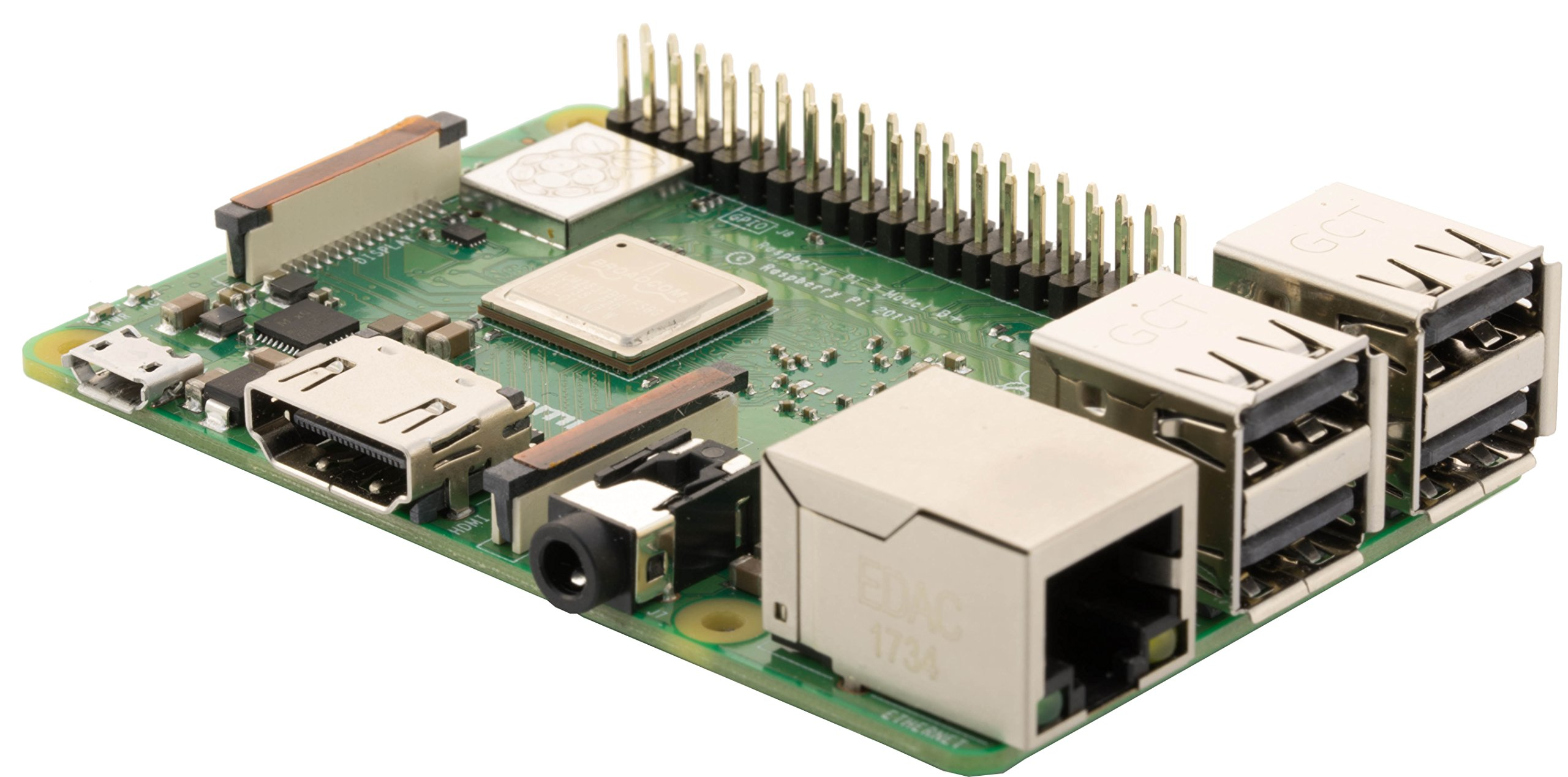 Vilros Raspberry Pi 3 Model B+ (B Plus)-With 2.5A Power Supply [LATEST MODEL 2018] by Vilros (Image #7)