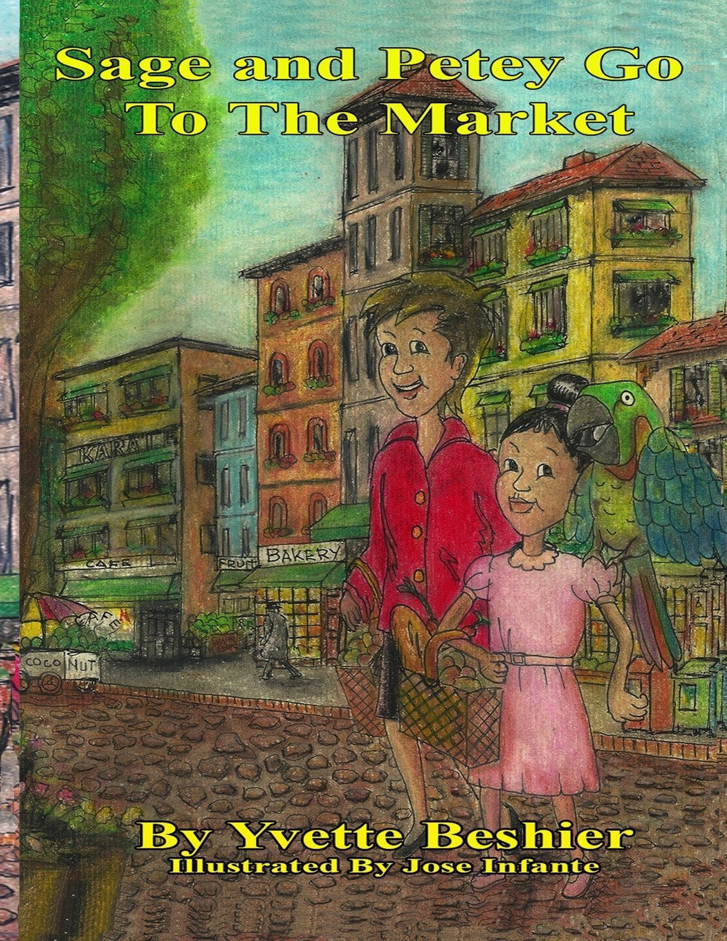 Read Online Sage and Petey Go To The Market pdf