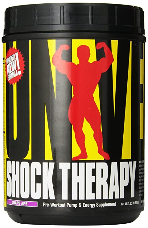 How Shock Therapy Is Saving Some >> Universal Nutrition Shock Therapy Grape Powder 840g