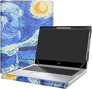 """Alapmk Protective Case Cover for 14"""" HP EliteBook 1040 G4 & Lenovo Chromebook S340/IdeaPad 3 CB 14IGL05/Lenovo Chromebook 3 14 Laptop(Note:Not fit HP EliteBook 1040 G3 G2),Starry Night"""