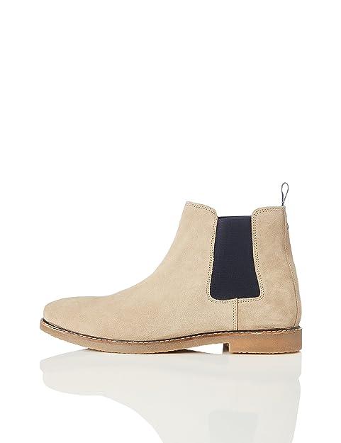 c38caa5ac FIND Botas Chelsea Hombre  Amazon.es  Zapatos y complementos