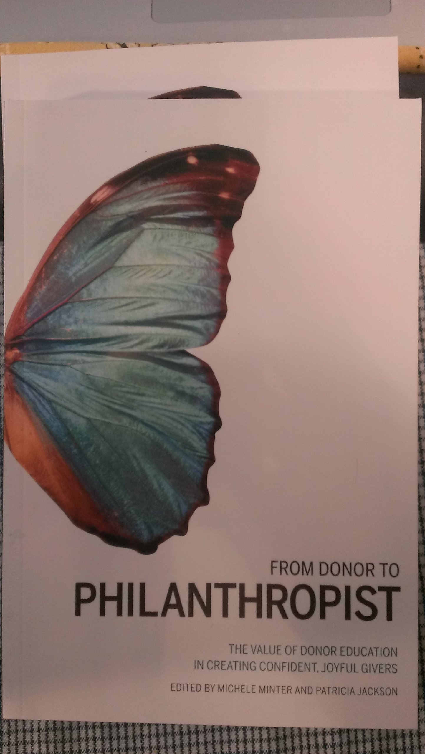 Download From Donor to Philanthropist pdf epub
