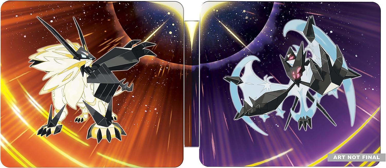 Amazon Com Pokemon Ultra Sun And Ultra Moon Steelbook Dual Pack