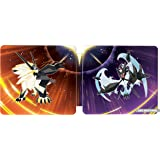 Pokémon Ultra Sun and Ultra Moon Steelbook Dual Pack - Nintendo 3DS - Imported USA.