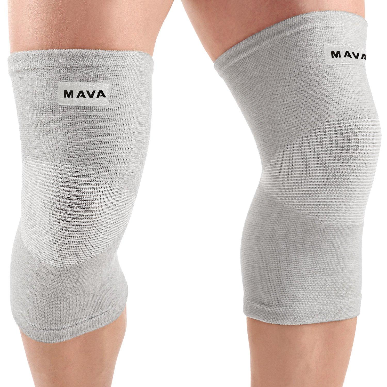 Mava Sports Knee Protector ACL Elastic Knee Support Sleeve
