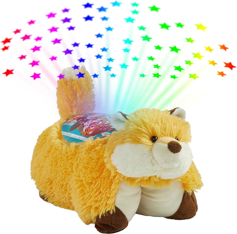 Pillow Pets Sleeptime Lites Wild Fox - Stuffed Animal Nightlight