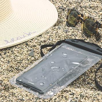 STIKGO - Bolsa Impermeable Universal para Smartphone: Amazon.es ...