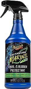 Meguiar's M180132 Extreme Marine Vinyl & Rubber Protectant, 32 Fluid Ounces