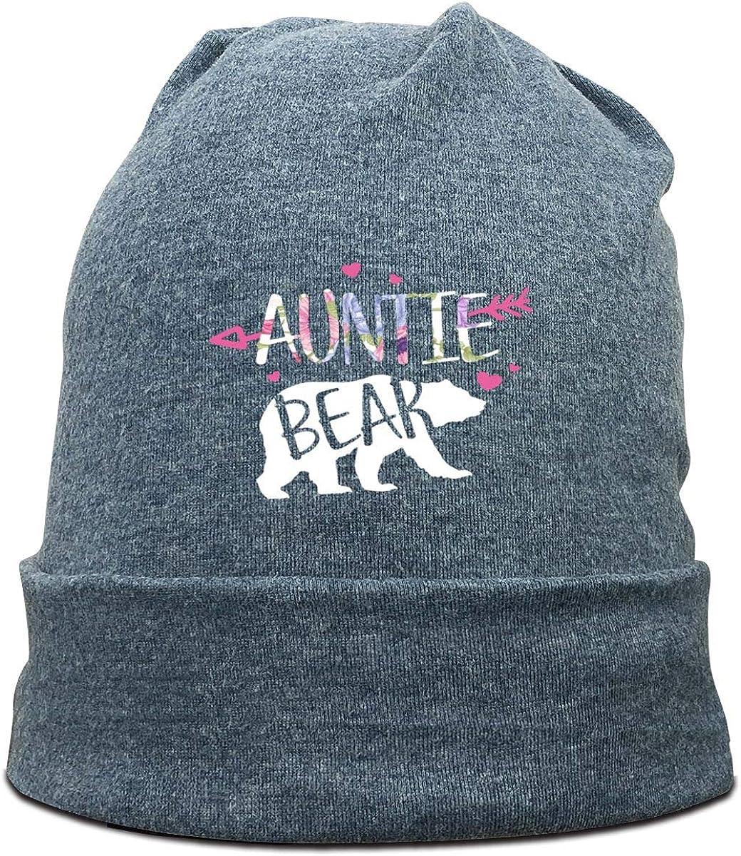 Negi Men /& Women Beanie Skull Cap Winter Soft Slouchy Hat Auntie Bear Slouchy